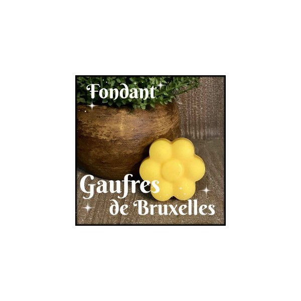 Fondant: Gaufres de Bruxelles