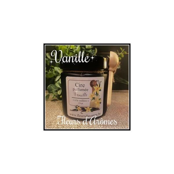 Cire parfumée: Vanille
