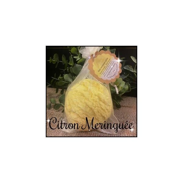 Bain moussant: Citron Meringuée