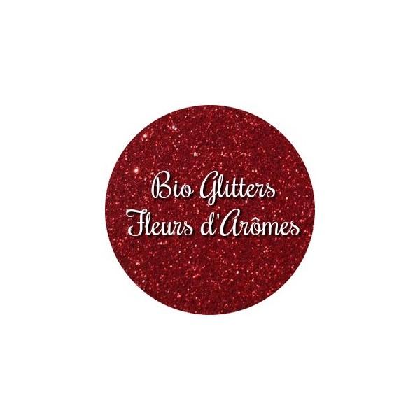 Bio Glitters Rouge 008
