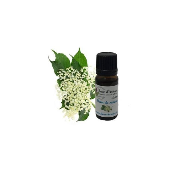 Arôme Fleur de sureau