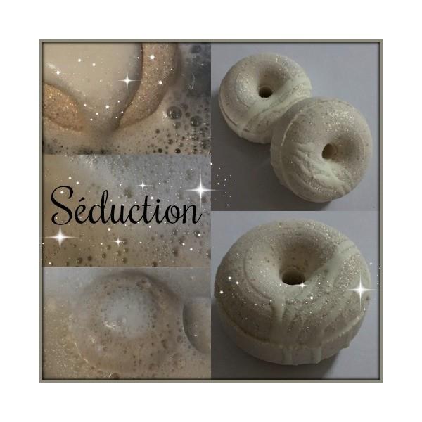 Séduction:Donut de bain parfumé