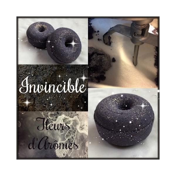 Invincible:Donut de bain parfumé