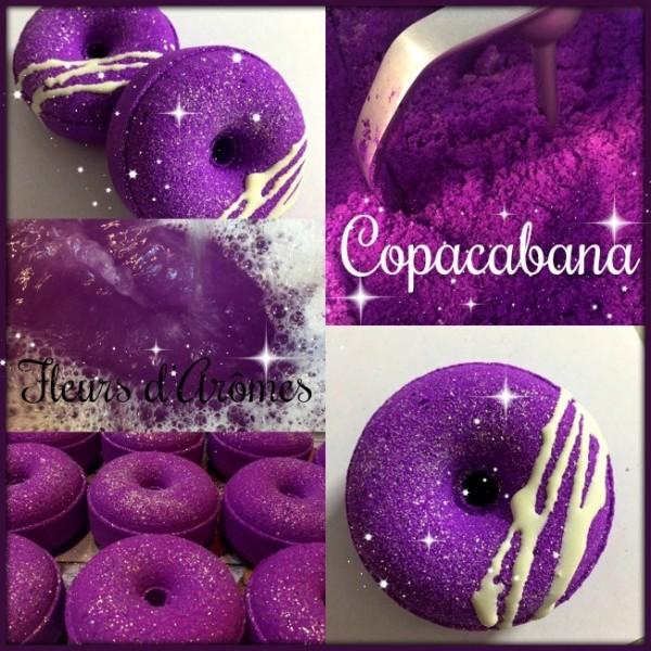 Copacabana:Donut de bain parfumé