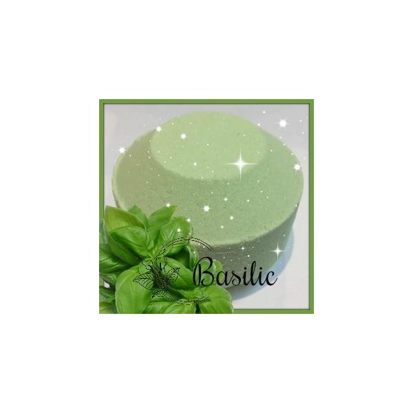 Basilic menthol
