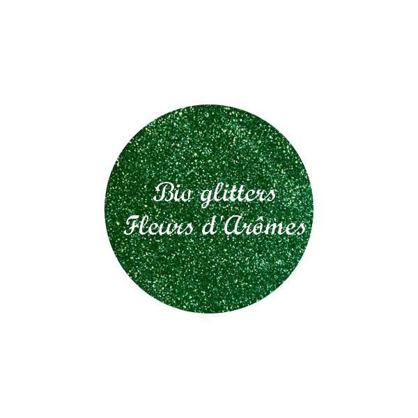 Bio Glitters Vert 008
